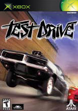 Test Drive: Overdrive for Xbox