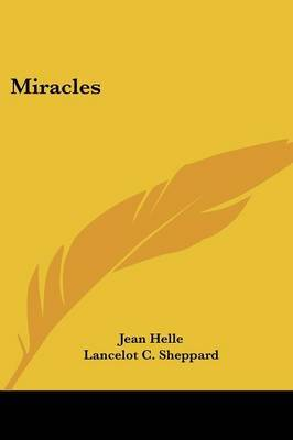Miracles by Jean Helle image
