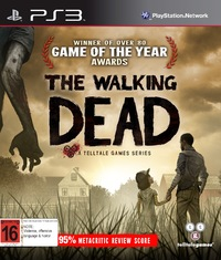 The Walking Dead: A Telltale Games Series for PS3