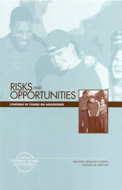 Risks and Opportunities by Forum on Adolescence image