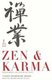Zen & Karma by Roshi Taisen Deshimaru