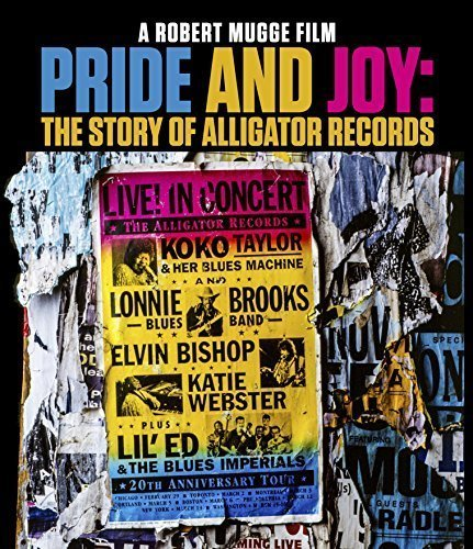 Pride And Joy: The Story Of Alligator Records on Blu-ray