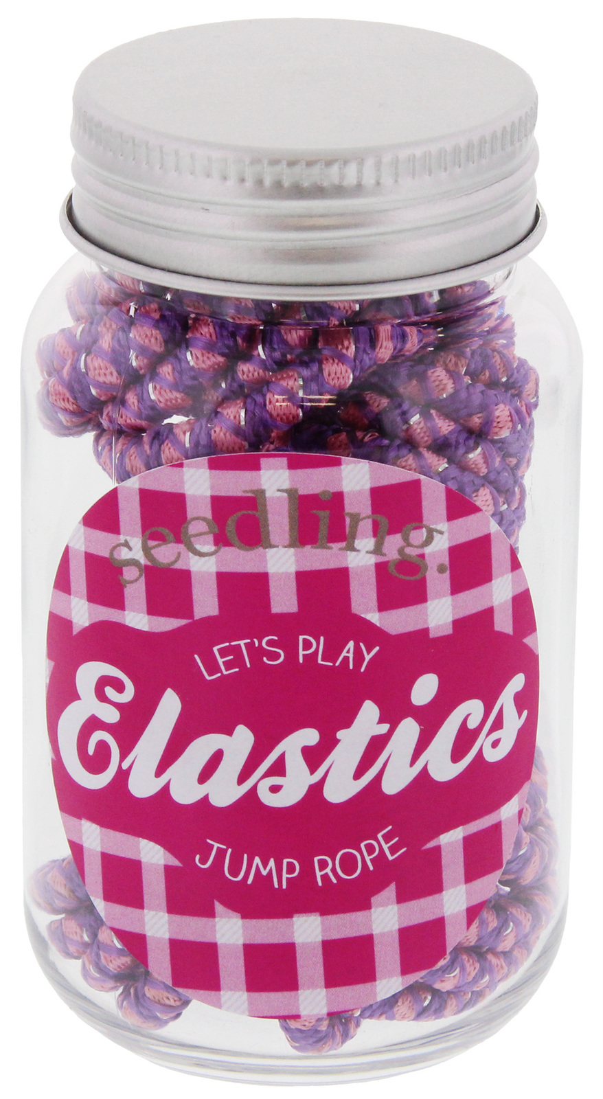 Seedling: Let's Play Elastics Jump Rope - Assorted image