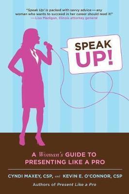 Speak Up! by Cyndi Maxey image
