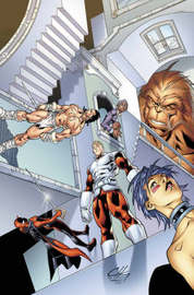 Alpha Flight Volume 1: You Gotta Be Kiddin' Me TPB by Scott Lobdell image