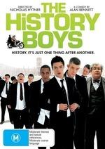 The History Boys on DVD