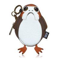 Loungefly Star Wars Porg Full Body Coin Bag