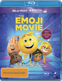 The Emoji Movie on Blu-ray