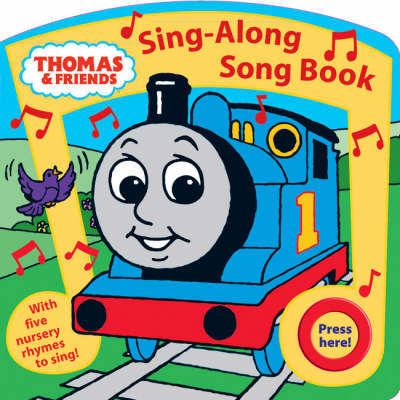 Thomas Sing-along Song Book by Wilbert Vere Awdry image
