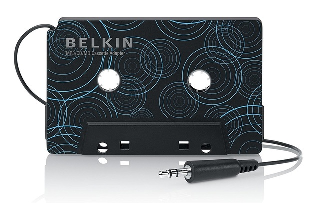 Belkin: Cassette Adaptor for MP3 Players