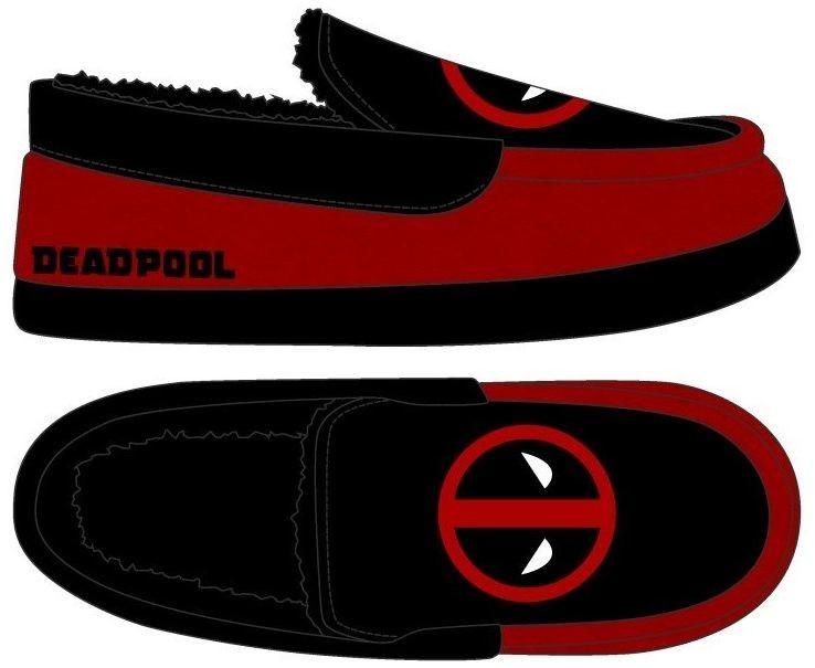 Marvel: Deadpool - Moccasin Slippers (Large) image