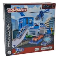 Majorette: Creatix Playset - Police Station