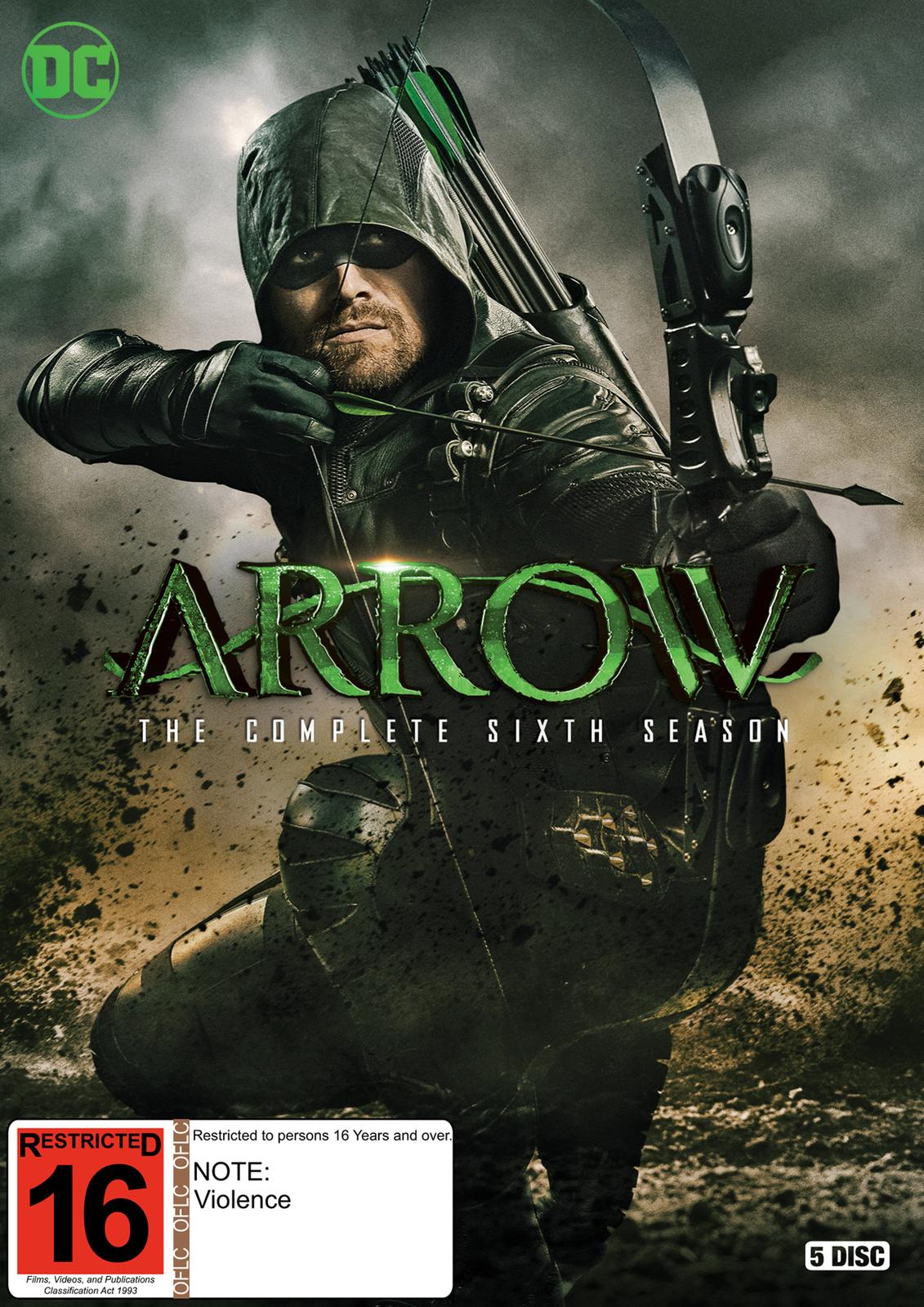 Arrow Season 6 image