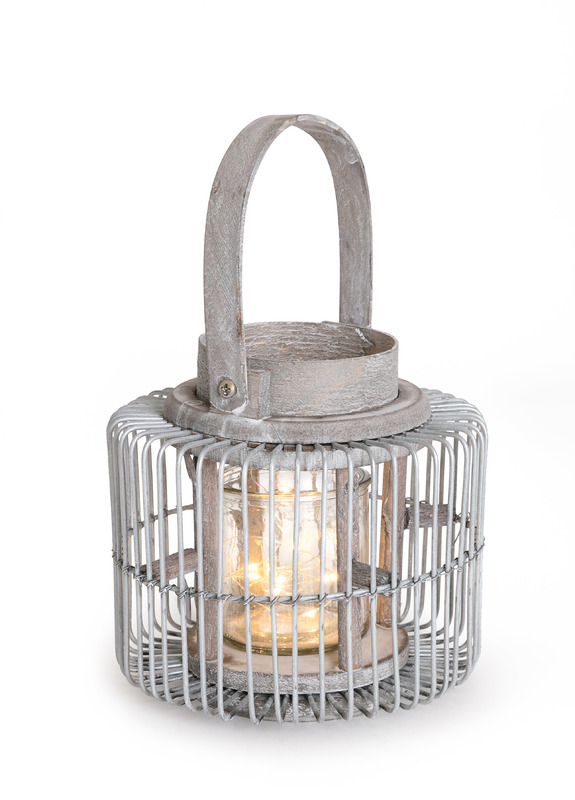 Led Lantern with Handles