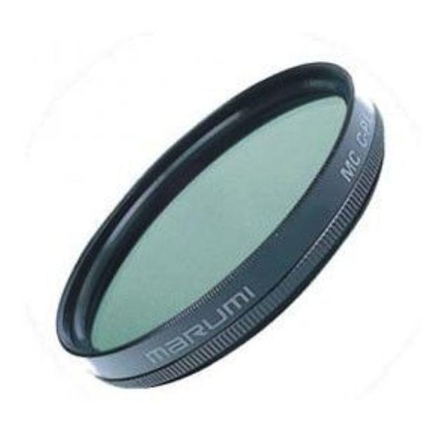 Marumi Circular Polarising Filter 37mm