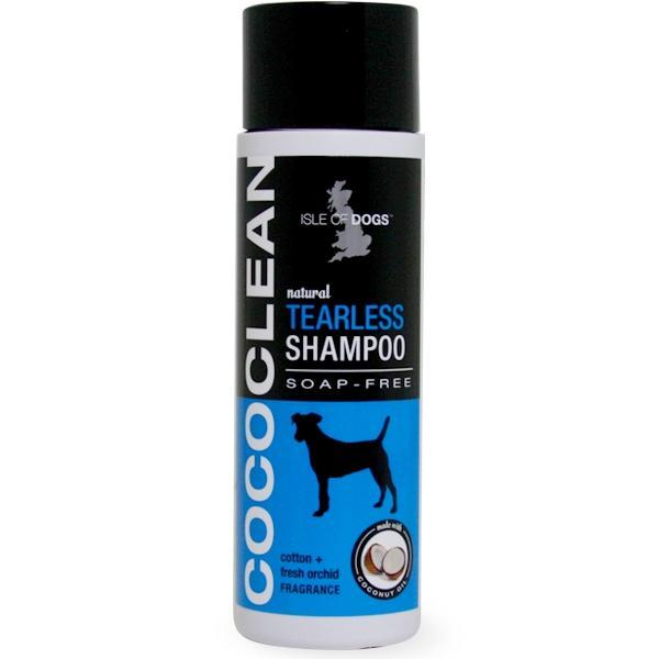 IOD: CocoClean Tearless Shampoo Cotton And Fresh Orchid 250ml