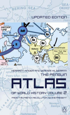 The Penguin Atlas of World History by Hermann Kinder image