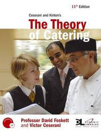 Ceserani and Kinton's the Theory of Catering by David Foskett image