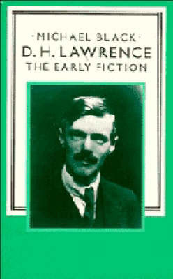 D. H. Lawrence by Michael Black