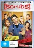 Scrubs - The Complete Eighth Season DVD