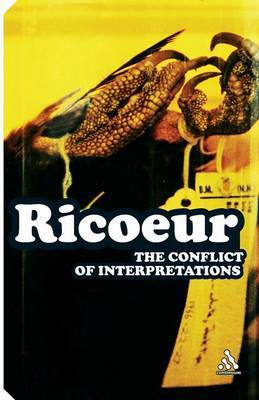 The Conflict of Interpretations by Paul Ricoeur image