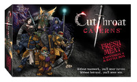 Cutthroat Caverns: Fresh Meat Expansion