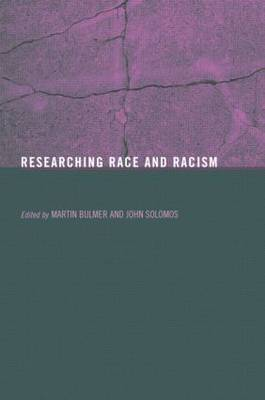 Researching Race and Racism image