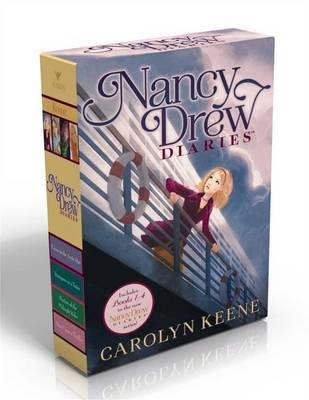 Nancy Drew Diaries by Carolyn Keene
