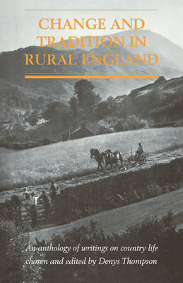 Change and Tradition in Rural England image