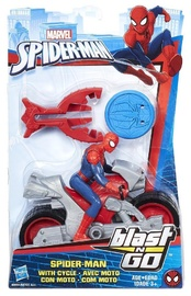Marvel: Blast N' Go Racer - Spider-man