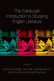 The Edinburgh Introduction to Studying English Literature image