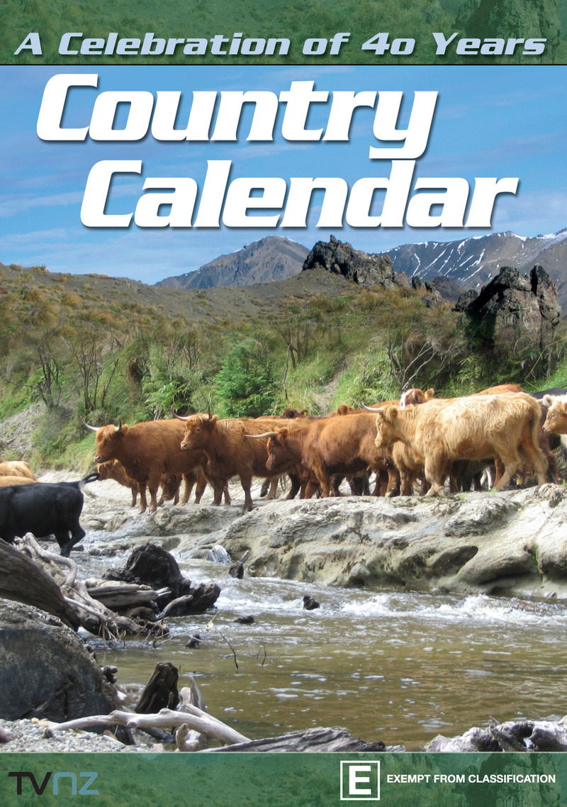 Country Calendar: A Celebration of 40 Years on DVD image