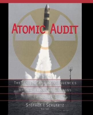 Atomic Audit by Stephen I Schwartz