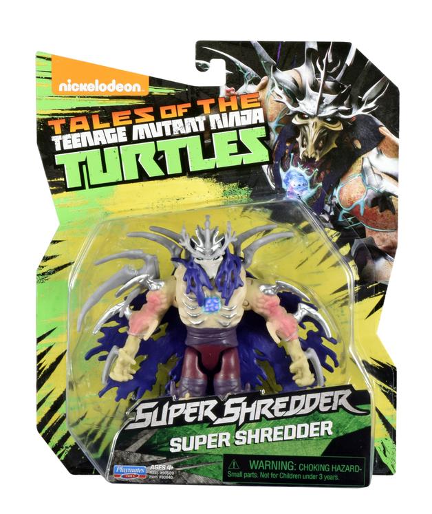TMNT: Basic Action Figure - Super Shredder