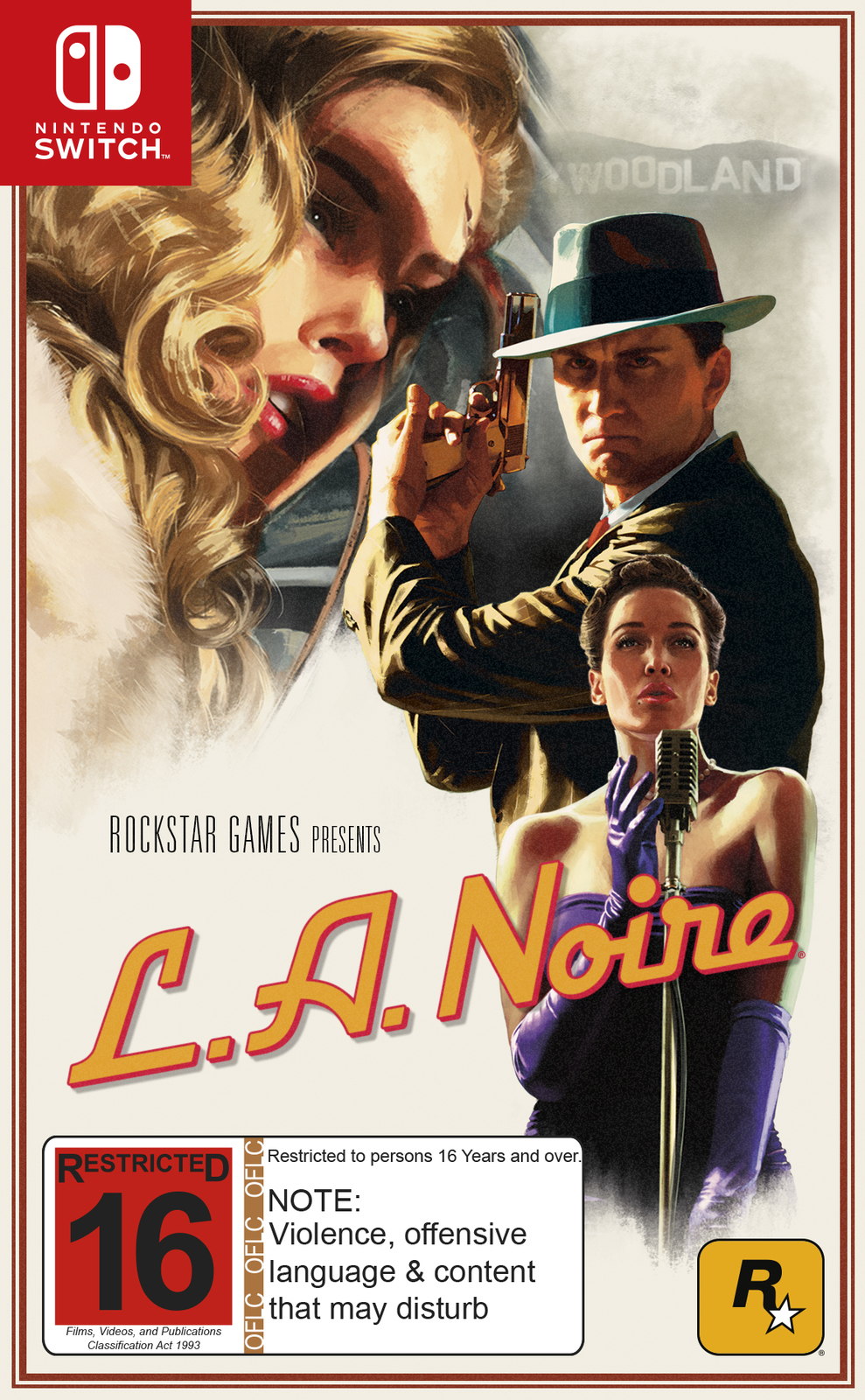 L.A. Noire for Nintendo Switch image