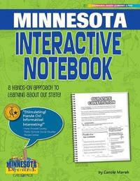 Minnesota Interactive Notebook by Carole Marsh