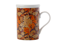 Maxwell & Williams - William Morris Acanthus Infuser Mug (350ml)