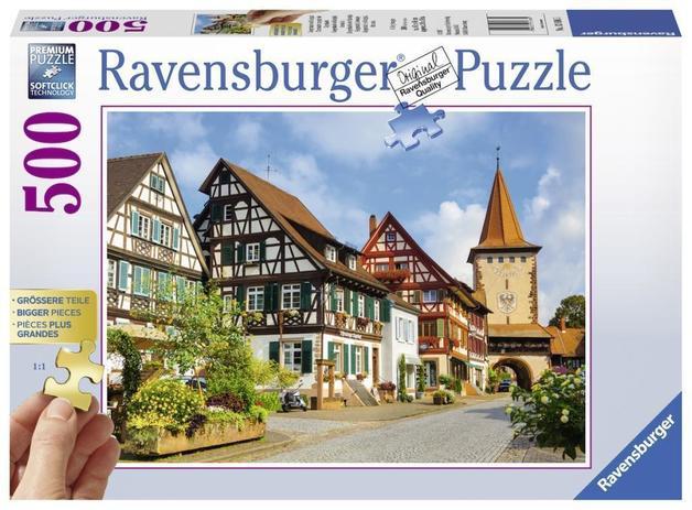 Ravensburger: Gengenbach - 500pc Puzzle