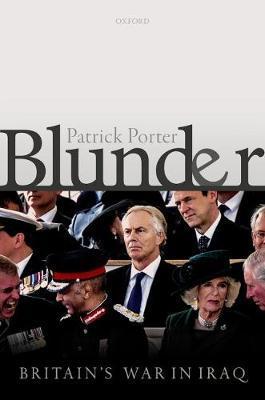 Blunder by Patrick Porter image