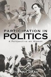Participation in Politics by Susana Deku image