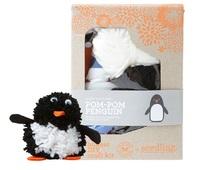 Seedling: Pom Pom Penguin - Plush Craft Kit