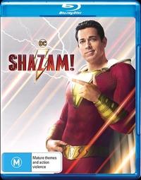 Shazam! on Blu-ray