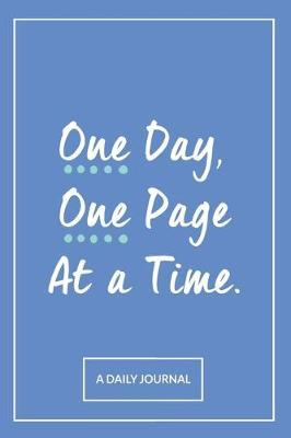 One Day, One Page at a Time by She's Inspired Paper