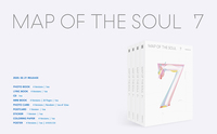 MAP OF THE SOUL: 7 by BTS
