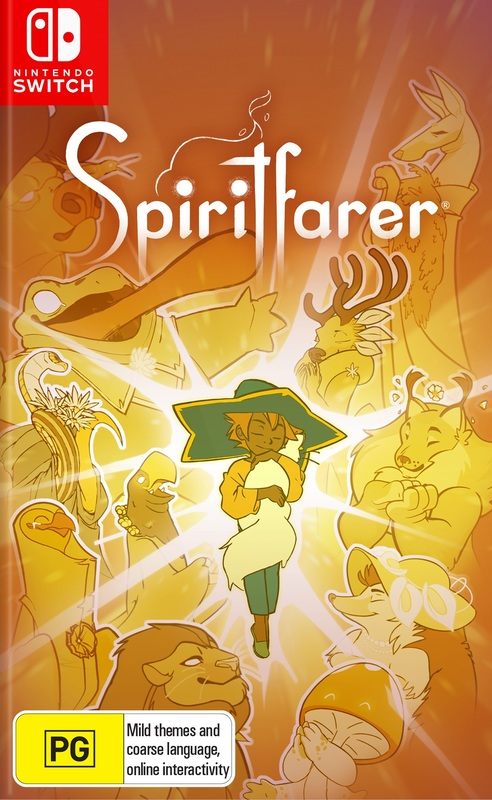 Spiritfarer for Switch
