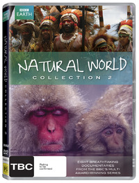 Natural World - Collection 2 on DVD