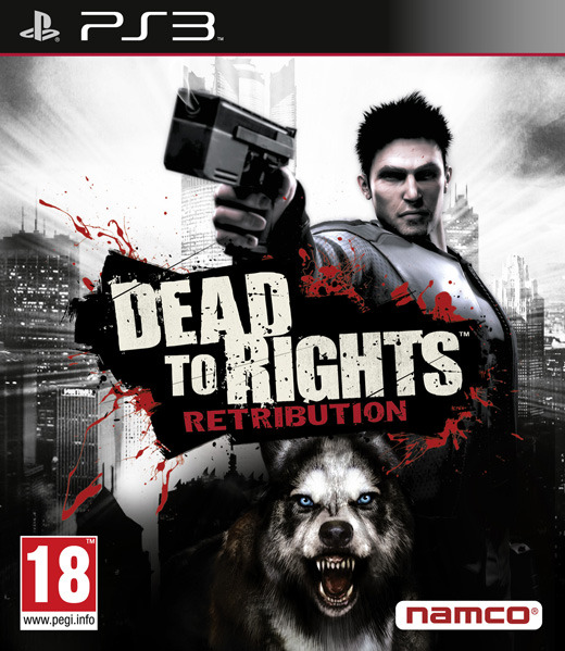 Dead to Rights: Retribution for PS3