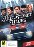 Hill Street Blues - Season One DVD