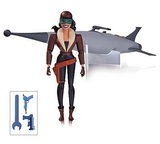 Batman: The Animated Series Roxy Rocket Deluxe Action Figure
