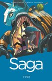 Saga: Volume 5 by Brian K Vaughan